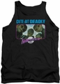 Galaxy Quest tank top Cute But Deadly mens black