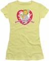 Garfield juniors t-shirt Don't Forget Grandma banana