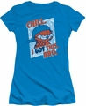 Garfield juniors t-shirt I Got This Bro turquoise