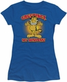 Garfield juniors t-shirt Minions royal