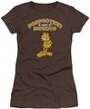 Garfield juniors t-shirt Perfect coffee