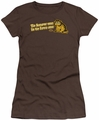 Garfield juniors t-shirt To Know Me Is To Love Me coffee