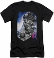 Garfield slim-fit t-shirt Dj Lazy mens black