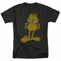 Garfield t-shirt Big Ol' Cat mens black