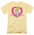 Garfield t-shirt Don't Forget Grandma mens banana