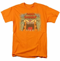 Garfield t-shirt From The Depths mens orange