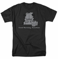 Garfield t-shirt Good Morning Sunshine mens black