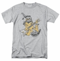 Garfield t-shirt I'm With The Band mens heather