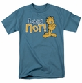 Garfield t-shirt I Think Not mens slate