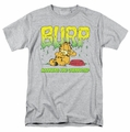 Garfield t-shirt Manners mens heather