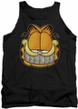 Garfield tank top Nice Grill mens black