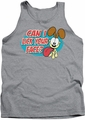 Garfield tank top Question mens heather