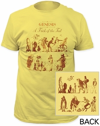 Genesis a trick of the tail fitted jersey tee banana t-shirt pre-order