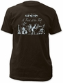 Genesis fitted jersey tee trick of the tail mens coal pre-order