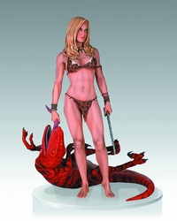 Gentle Giant Shanna The She-Devil 1/4 Scale Statue pre-order