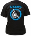 Germs G.I. Skull Adult t-shirt pre-order