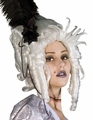 Ghost of Marie Antionette adult wig