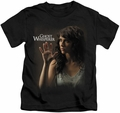 Ghost Whisperer kids t-shirt Ethereal black