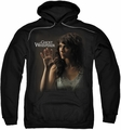 Ghost Whisperer pull-over hoodie Ethereal adult black