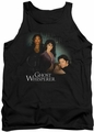 Ghost Whisperer tank top Diagonal Cast mens black