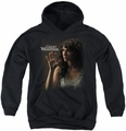 Ghost Whisperer youth teen hoodie Ethereal black