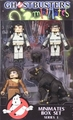Ghostbusters Minimates Series 1 Box Set *bad box*