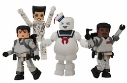 Ghostbusters Minimates Series 2 Box Set