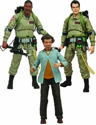 Ghostbusters Select Action Figure Series 1 Set of 3