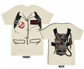 Ghostbusters Venkman Costume All-Over print t-shirt men tan XXL
