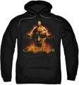Gladiator pull-over hoodie My Name Is adult black