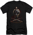 Gladiator slim-fit t-shirt Helmet mens black