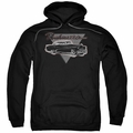 GM Buick pull-over hoodie 1952 Roadmaster adult Black