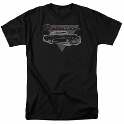 GM  Buick t-shirt 1952 Roadmaster mens Black