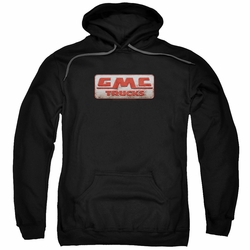 GM GMC pull-over hoodie Beat Up 1959 Logo adult Black