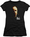Godfather juniors t-shirt Don Vito black