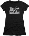 Godfather juniors t-shirt Logo black