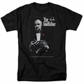 Godfather t-shirt Poster mens black