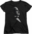 Godfather womens t-shirt Graphic Vito black