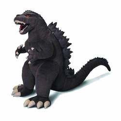 Godzilla 15-Inch Plush New Design