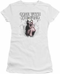 Gone With The Wind juniors t-shirt Dancers white