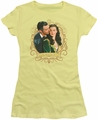 Gone With The Wind juniors t-shirt Gone Scrolling banana