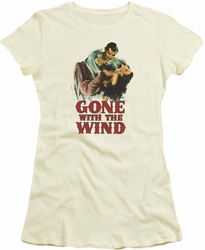 Gone With The Wind juniors t-shirt My Hero cream