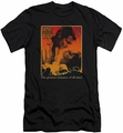 Gone With The Wind slim-fit t-shirt Greatest Romance mens black