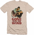 Gone With The Wind slim-fit t-shirt My Hero mens cream