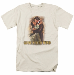 Gone With The Wind t-shirt Embrace mens cream