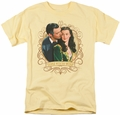Gone With The Wind t-shirt Gone Scrolling mens banana