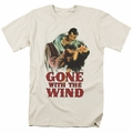 Gone With The Wind t-shirt My Hero mens cream