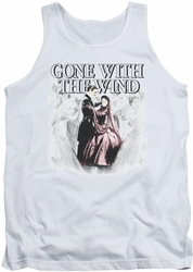 Gone With The Wind tank top Dancers mens white
