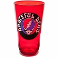 Grateful Dead Pint Glass Logo