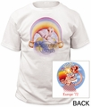 Grateful Dead t-shirt Europe 72 Tour Fitted 18/1 mens white pre-order